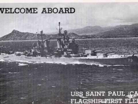 USS SAINT PAUL CA 73