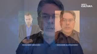 Senador Alessandro Vieira fala sobre as Eleições e a relação do Governo Federal com o parlamento