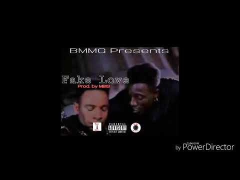 BMMG x Fake Love Official *Audio* (Prod. By MB13)