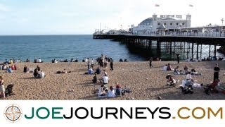 Brighton - England  |  Joe Journeys
