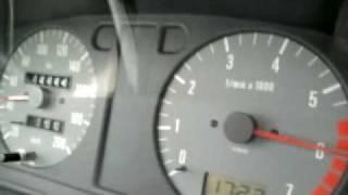 Škoda Felicia 1.3 Zrychlení 0-120km Chip Tuning