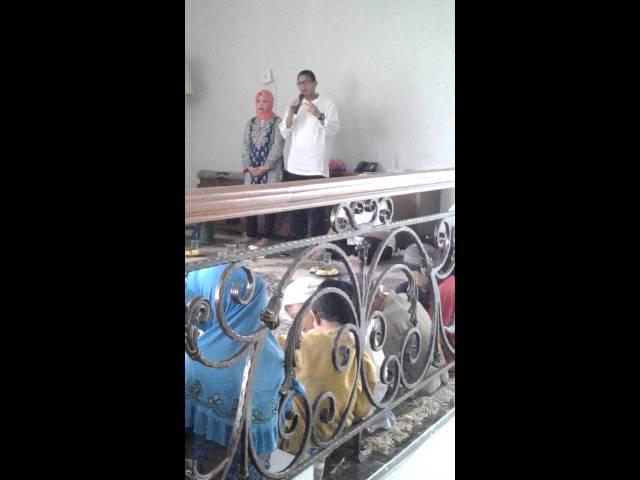 Bang Sandi Uno bersama Para Ustadzah se DKI