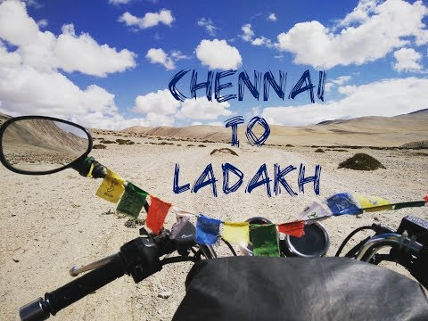 Across India on a Bike   Chennai to Ladakh 2016   Royal Enfield