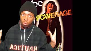 First Time Hearing Powerage by ACDC(Album)