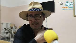 L'intervista a Nino Buonocore