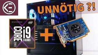 Der UNNÖTIGSTE FERTIG PC im Internet ? | Intel Core i9 + GT 710 - EUER ERNST?! #KreativeFragen 20