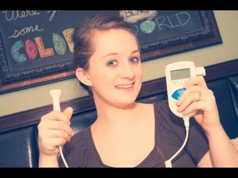 HOW TO USE A HOME FETAL DOPPLER (Sonoline B) - Pregnant After Stillbirth - The Bumps Along the Way