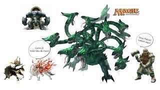 Matando a Hydra (Lutando contra o Anão eo Matheus)