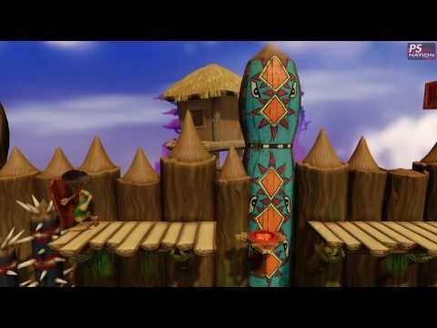 Crash Bandicoot N. Sane Trilogy gameplay