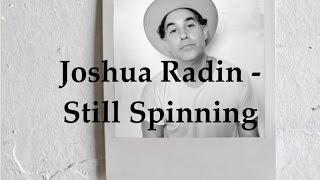 Joshua Radin - Still Spinning (Lyric Video)