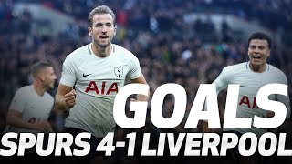 Download Video GOALS | Spurs 4-1 Liverpool MP3 3GP MP4