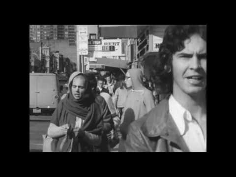 Vintage Video on Yonge Street (1974) - Toronto, Canada