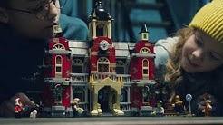 LEGO Hidden Side Newburys Hemsökta Gymnasium