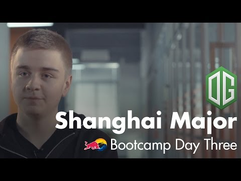 The Tournament   OG Shanghai Major Bootcamp Day 3