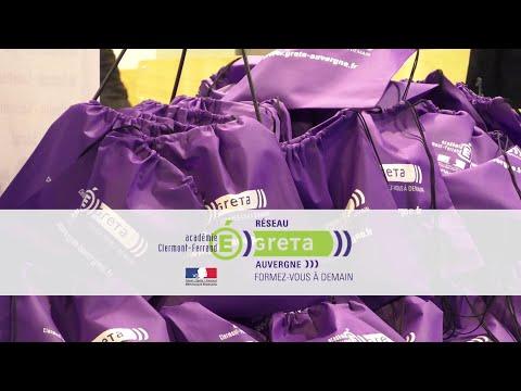 Cérémonie de remise des diplômes -  2019 - GRETA Clermont et Riom