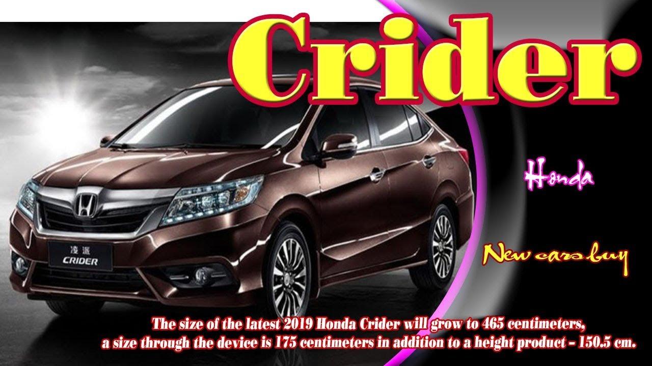 2019 Honda Crider   2019 Honda Crider Concept   2019 Honda ...