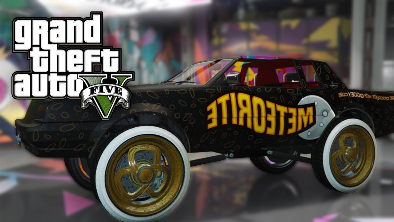 Gta 5 dlc new faction donk fully customized in gta 5 online dlc car customization guide youtube