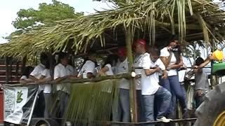 15 DE AGOSTO DIA DE LAS PASEADORAS 2012 LA HUERTA, JALISCO