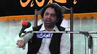 Allama Nasir Abbas Multan (8th Ramdan Majalis 2012 Talagang)