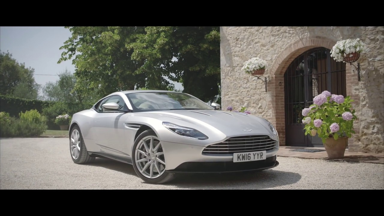 Getting Started From Entry To Exit Aston Martin Db11 Youtube