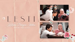 Download Lesti - Kulepas Dengan Ikhlas | Official Lyric Video