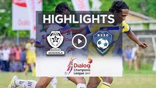 Highlights - Super Sun SC v Blue Star SC - DCL17 (Week 1)