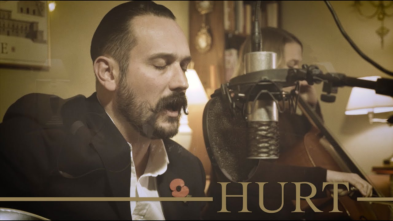 HURT - Acoustic cover - Johnny Cash (Nine Inch Nails) - YouTube