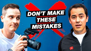 21 Common Mistakes That New YouTubers Should Avoid