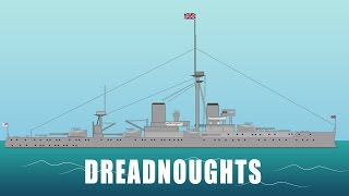 First World War tech: Dreadnoughts