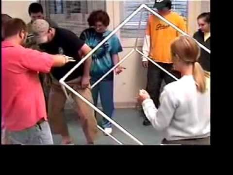 Cube Team Building Game Youtube