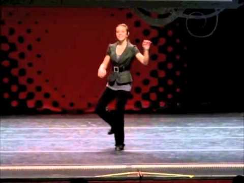 Kirsten Todd - Overkill - Tap Solo Age 14