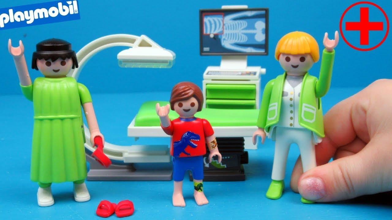 Playmobil Ziekenhuis Uitpakken En Spelen Family Toys Collector