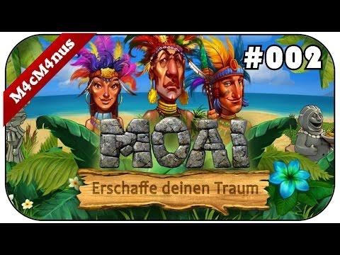 MOAI Erschaffe Deinen Traum #002- Der Feind Unser Freund ★Lets Play Moai German