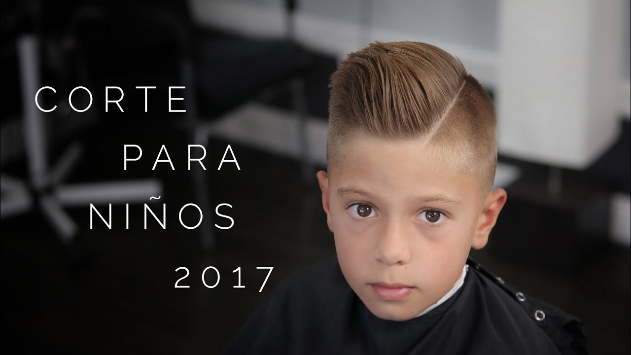 corte para ni os 2017 youtube On cortes ninos 2017