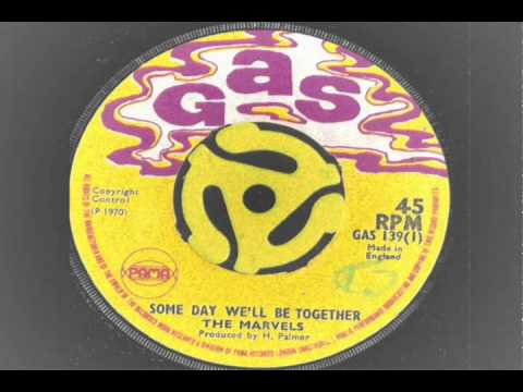 the marvels - someday we'll be together - gas records 1971 reggae