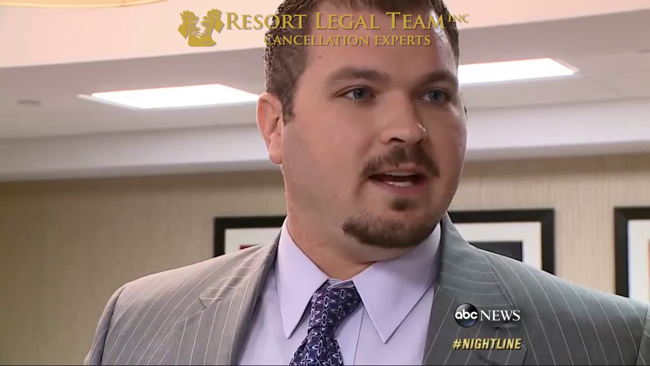 Scam - free vacation in exchange for 90 minute presentation - Resort Legal Team