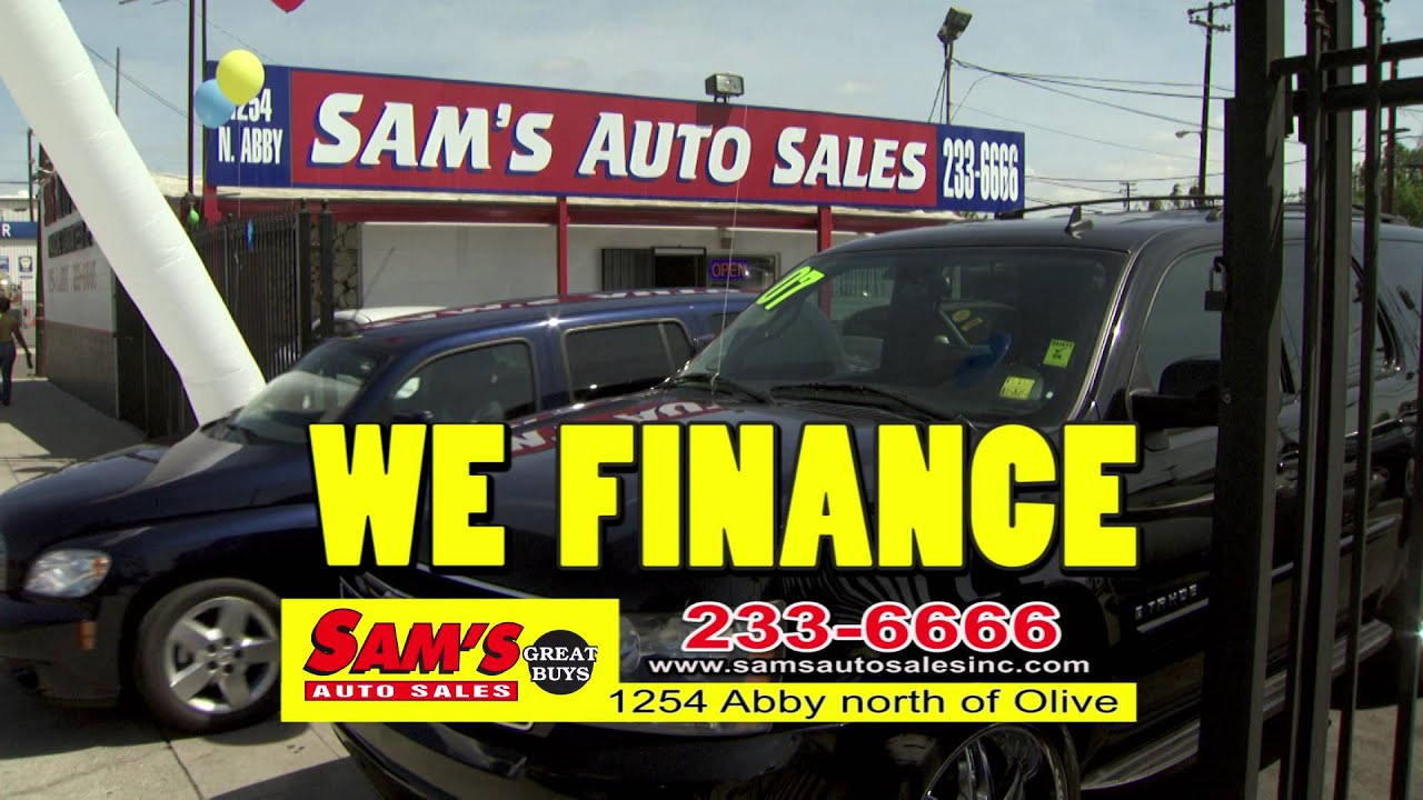Sams Auto Sales >> Sam S Auto Sales Trucks Youtube