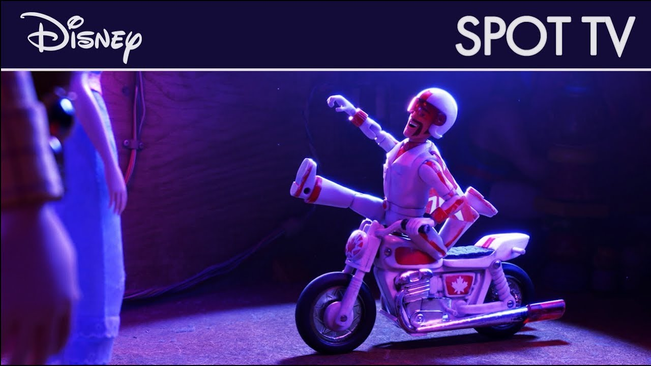 Toy Story 4 - Spot TV : Duke Caboom | Disney
