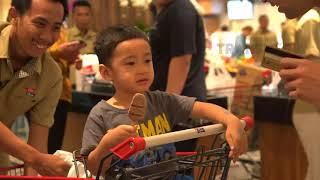 Video JANJI SUCI - Raffi Kerepotan Menemani Rafathar Belanja Di Supermarket (27/10/18) Part 2 download MP3, 3GP, MP4, WEBM, AVI, FLV November 2018