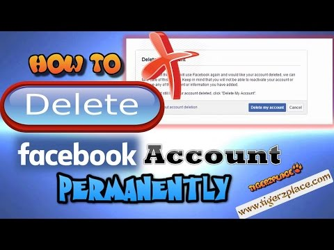 How to delete facebook account permanently simple link method 2017 how to delete facebook account permanently simple link method 2017 ccuart Gallery