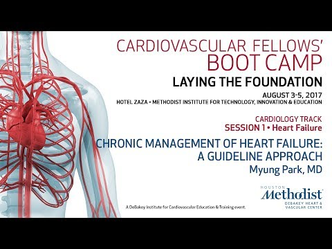 Chronic Management Of Heart Failure: A Guideline Approach (Myung Park, MD)