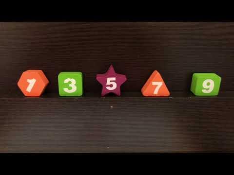 Odd or even numbers #oddoreven #numbers #preschool