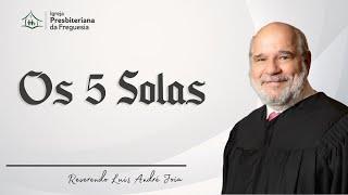 Culto Vespertino - Rev. Luiz André Joia - Reforma Protestante 503 Anos