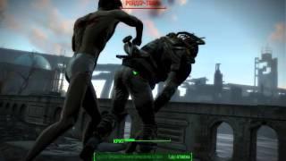 Прохождение Fallout 4 Критическая масса М 11