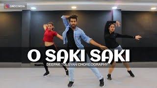 O SAKI SAKI DANCE WORKSHOP | Deepak Tulsyan Choreography | Nora Fatehi, Neha Kakkar | GMDC