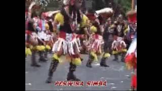vuclip Topeng Ireng Perwira Rimba. Parade seni.flv