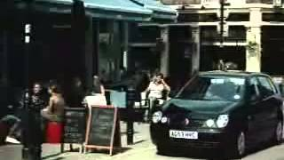 Funny commercial - suicide bomber in a VW Polo Commercial