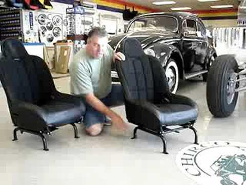 Seat Slider Kit for Baja Bugs or Dune Buggys