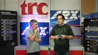 USB-DI-HP (Headphones) Tony Burn talks with Duncan Fry from ARX