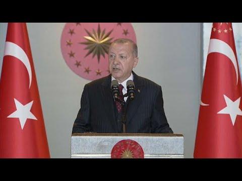 Турция грозит наступлением на курдов в Сирии